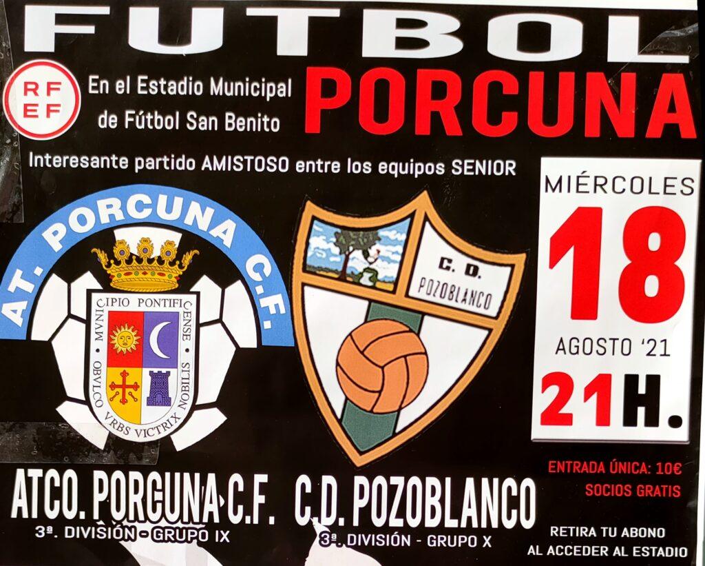23790 Porcuna fútbol