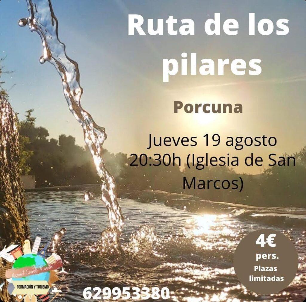 Ruta de los Pilares - Porcuna
