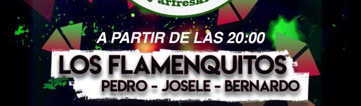 MÚSICA: Los flamenquitos / Critical Noise