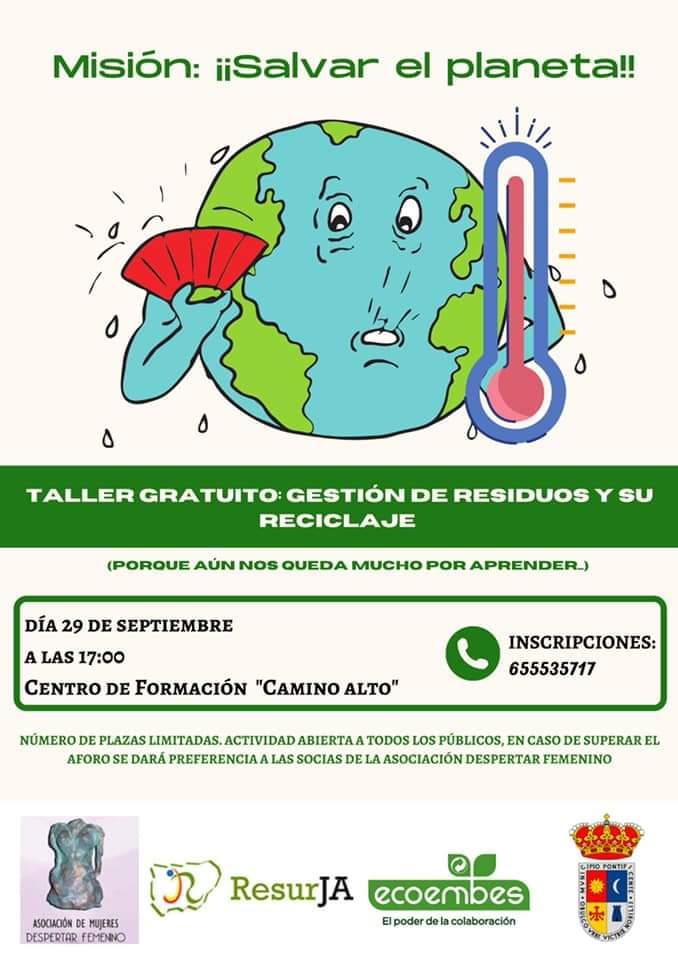 taller medio ambiental