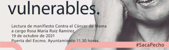 Manifiesto contra el cáncer