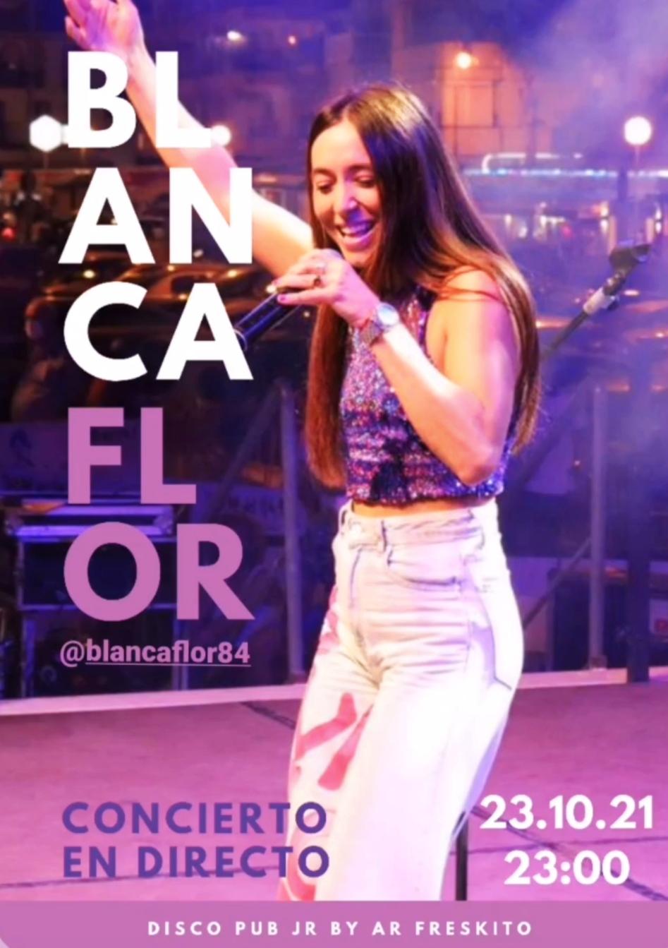 Concierto Blanca Flor